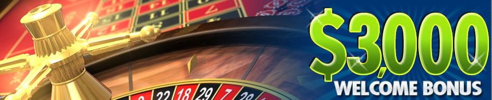 Vegas Online Casino Bonus