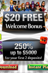 WinPalace Play Casino $20 No Deposit & $2500 Bonus